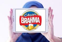 Brahma beer logo Stock Photography