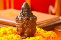 Brahma. Object depicting the Hindu God Brahma in Bali Stock Photo