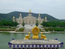 Brahma Palace Royalty Free Stock Image