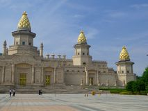 Brahma Palace Royalty Free Stock Photography