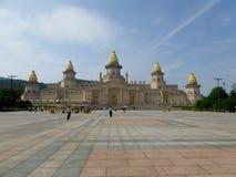Brahma Palace Royalty Free Stock Photo
