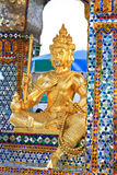 Brahma religious statue Stock Image