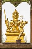 Brahma standbeeld-2 Royalty-vrije Stock Foto