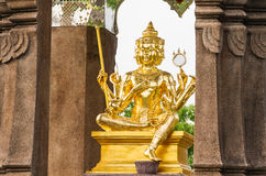 Brahma standbeeld-1 Royalty-vrije Stock Fotografie
