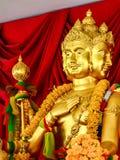 Brahma statue Stock Photo