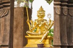Brahma statue-1 Royalty Free Stock Photography