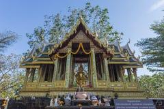 Brahma-Statue im Ort der Verehrung Lizenzfreies Stockbild