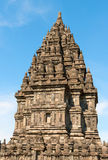 Brahma temple in Prambanan, Java, Indonesia Royalty Free Stock Photo