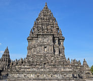 Brahma temple at Prambanan Temple Compounds Stock Photo