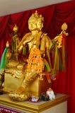 Brahma in Thailand stockbild