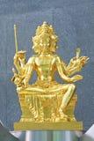 Brahma Worship. Hindu religion, Bangkok, Thailand Royalty Free Stock Image