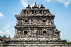 Brahmanisms Temple. Was built with the faith of the people Stock Photo