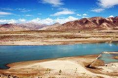 Brahmaputra River Royalty Free Stock Images
