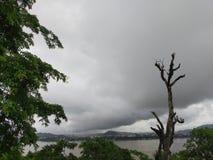 Brahmaputra rzeka obrazy royalty free