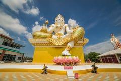 Brahmin statue Royalty Free Stock Photography