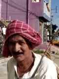 Brahmino del villaggio Immagini Stock