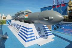 BrahMos missile Royalty Free Stock Image
