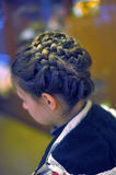 Braid braided circle Stock Photography