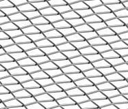 Braided binder stålsätter netto industriell seamless bakgrund Royaltyfria Bilder