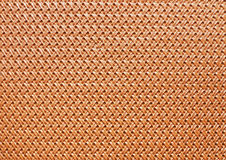 Braided leather background Stock Image