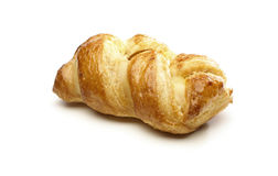 Braided pastry Royalty Free Stock Images
