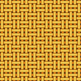 Braided pattern. Seamless background. Stock Photo