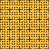 Braided pattern. Seamless background. Royalty Free Stock Photo