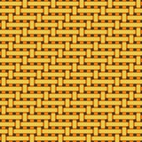 Braided pattern. Seamless background. Stock Images