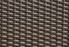 Braided wicker texture Stock Photos
