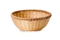 Braiding basket Stock Photo