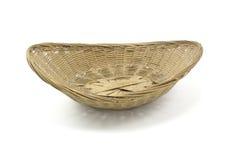 Braiding small basket Stock Photography