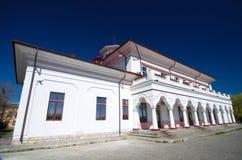 Braila - Danube harbor Stock Photo