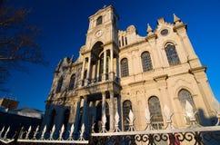 Braila - den grekiska kyrkan Royaltyfri Foto