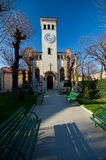 Braila - Roman Catholic Church Stock Photography