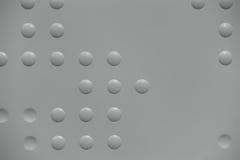 Braile Imagens de Stock