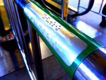 braille Foto de Stock