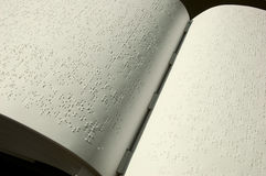 Braille Bible Stock Photos