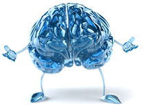 Brain Royalty Free Stock Photography