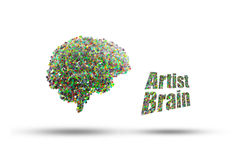 Brain Royalty Free Stock Photos