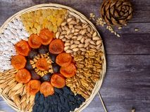 Brain-Boosting Foods That Will Keep You Sharp stock photo