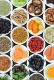 Brain Boosting Super Food royaltyfria foton