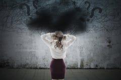Brain Cloud fotografía de archivo