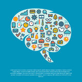 Brain Concept Stockfotos