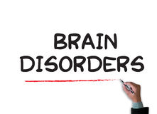 Brain Disorders Stock Photo