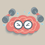 Brain Fitness Royalty Free Stock Images