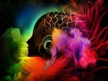 Brain Fog Image libre de droits