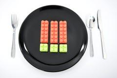 Brain food Royalty Free Stock Photography