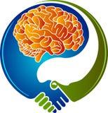 Brain help Royalty Free Stock Image