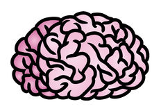 Brain Icon Stock Photos