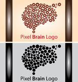Brain Logo Stock Photography